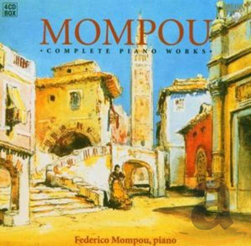Federico Mompou (1893-1987) B0001GAVNY.08.LZZZZZZZ