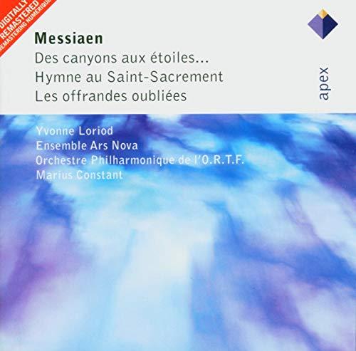 Olivier Messiaen B00021SUFO.08.LZZZZZZZ