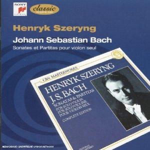 Bach - Sonates et partitas pour violon seul B000244NKM.08.LZZZZZZZ