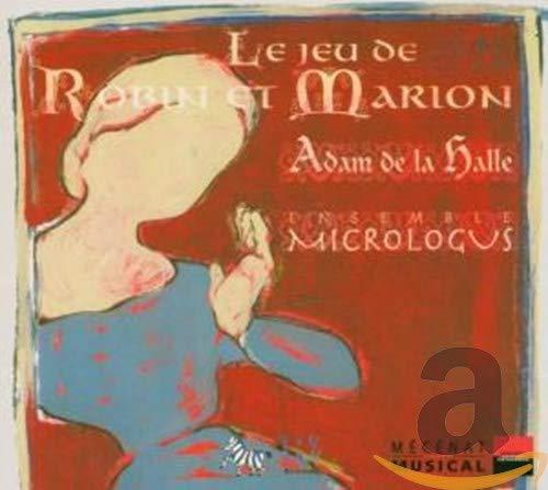 Les meilleures sorties en musique médiévale B00029RS5Y.08.LZZZZZZZ