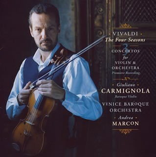 vivaldi - Vivaldi - Les 4 saisons (et autres concertos pour violon) B0002ZEZTK.01.LZZZZZZZ