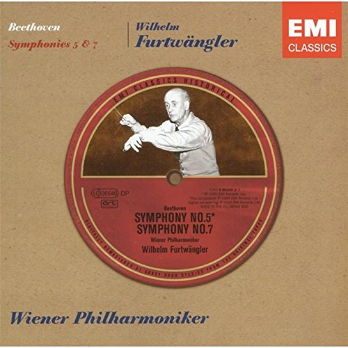 Les 5° et 7° symphonies de Beethoven B00064N8SG.08.LZZZZZZZ