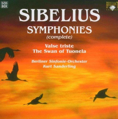 sibelius - Les Symphonies de Sibelius B0006B96BW.08.LZZZZZZZ