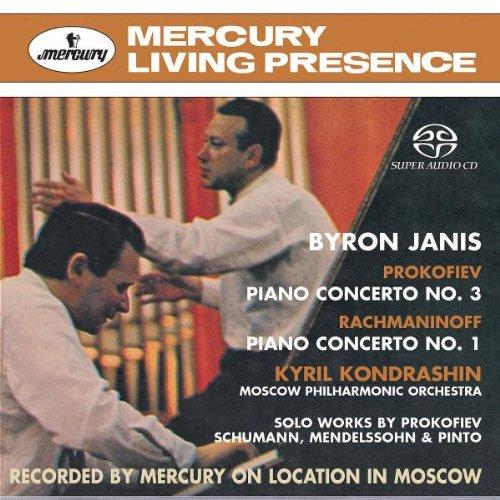 concertos - Concertos de Rachmaninov 2 et 3 B0007YP0UE.01.LZZZZZZZ