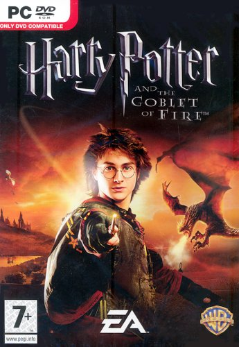 Harry Potter and the Goblet of Fire PC Game B0009RWHS2.02.LZZZZZZZ