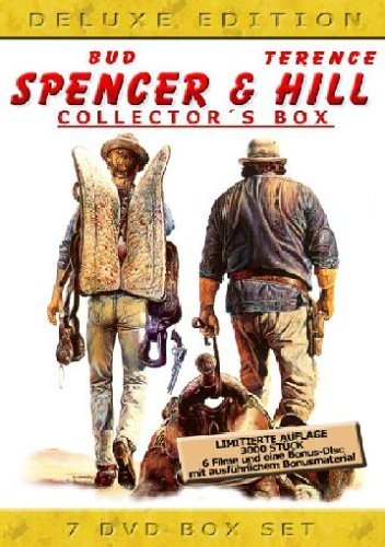 BUD SPENCER / TERENCE HILL  BOX  Z2 ALLEMAGNE B0009V29A4.03.LZZZZZZZ