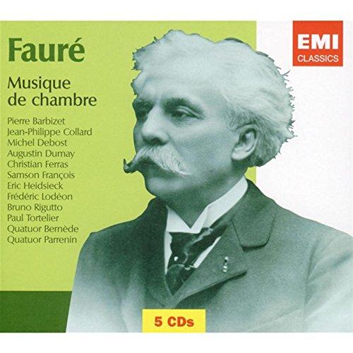 Gabriel Fauré (1845-1924) B000A7KLRU.01.LZZZZZZZ
