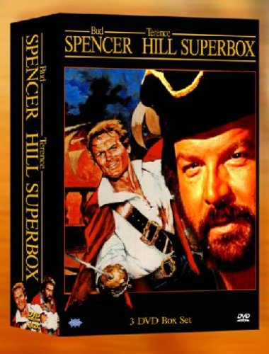BUD SPENCER / TERENCE HILL  BOX  Z2 ALLEMAGNE B000CQO030.03.LZZZZZZZ