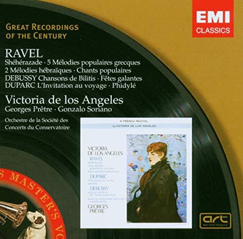 Ravel - Shéhérazade, 3 mélodies B000CR5RY0.01.LZZZZZZZ