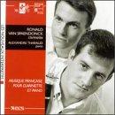 Poulenc - Sonate pour clarinette et piano (1962) B0000007GG.09.MZZZZZZZ