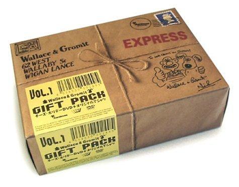 WALLACE ET GROMIT /BOX / JAPON B00006IIGN.09.LZZZZZZZ