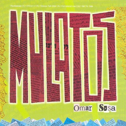 Le miracle Omar Sosa B0002XB8Y2.09.LZZZZZZZ