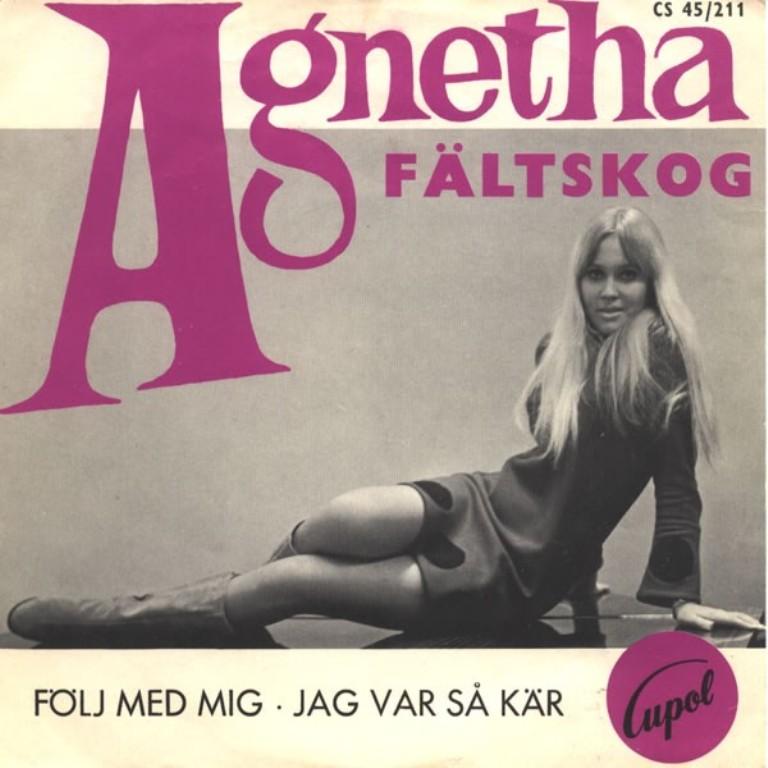 Acústico,country etc.... - Página 2 Agnetha-faltskog-folj-med-mig-cupol