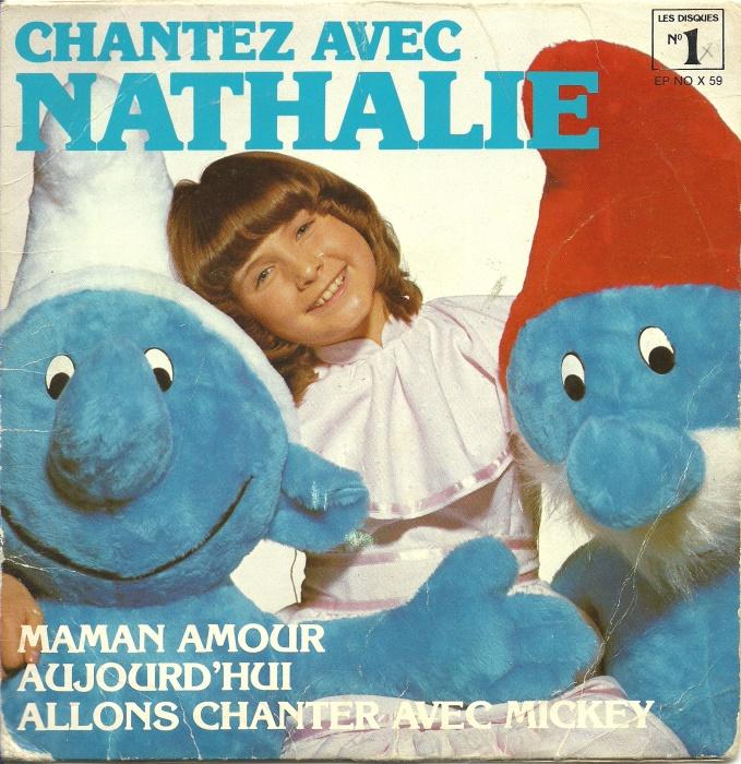Photographiées avec Les Schtroumpfs Nathalie-simard-aujourdhui-les-disques-no1
