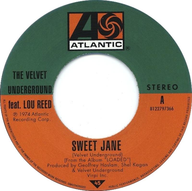 Tu canción The-velvet-underground-feat-lou-reed-sweet-jane-2012
