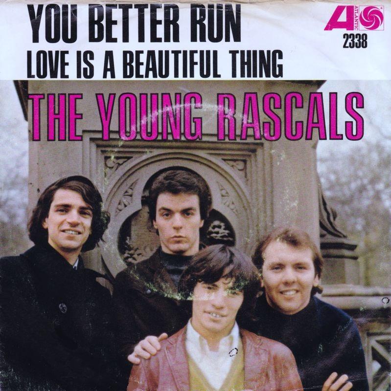 """La Chica del Viernes""...quiere bailar - Página 26 The-young-rascals-you-better-run-atlantic-4"
