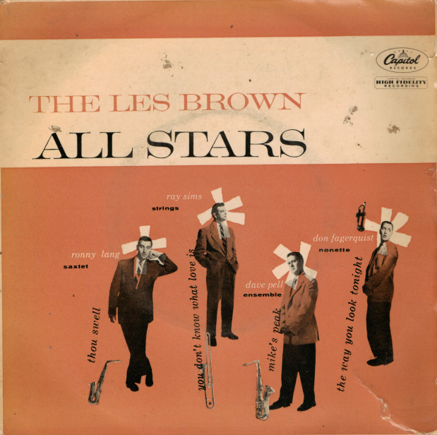 The Les Brown All Stars Various-artists-mikes-peak-capitol
