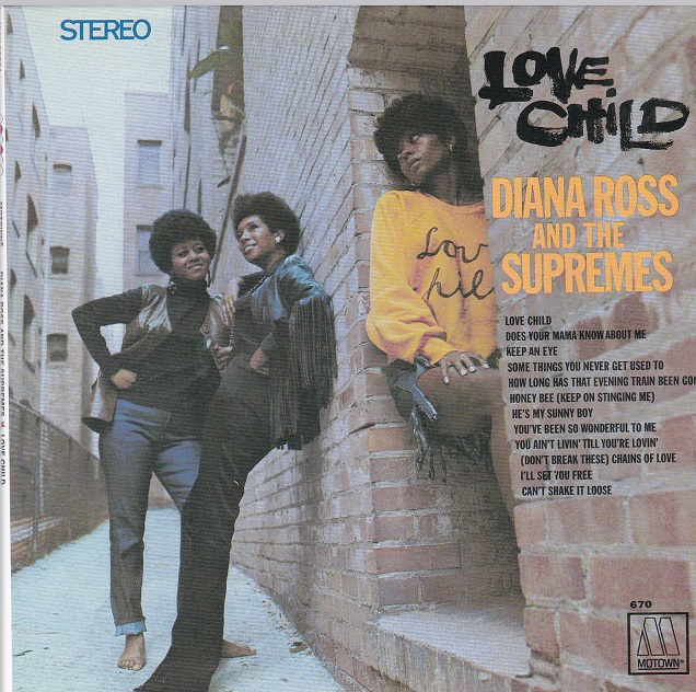 """La Chica del Viernes""...quiere bailar - Página 31 Diana-ross-and-the-supremes-love-child-5-cd"