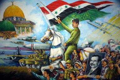 السيرة الذاتية لصدام حسين  Sadam_alqods