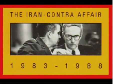 إيران وأمركا وإسرائيل فضيحة نقل الأسلحة والتعاون العسكري Cont2