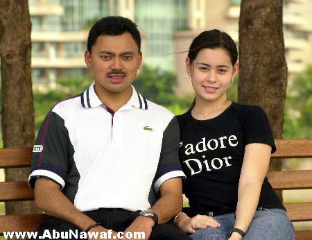 سلطان بروناي ( حسن بلقيه) وثروته الهائلة Brunei11