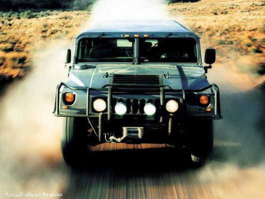 سيارة همر Hummer17