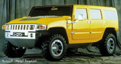 سيارة همر Hummer18