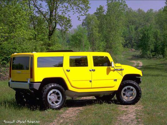 سيارة همر Hummer19