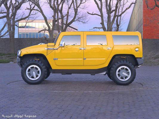 سيارة همر Hummer24