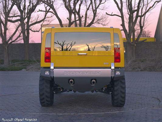 سيارة همر Hummer26