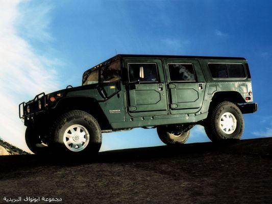 سيارة همر Hummer3