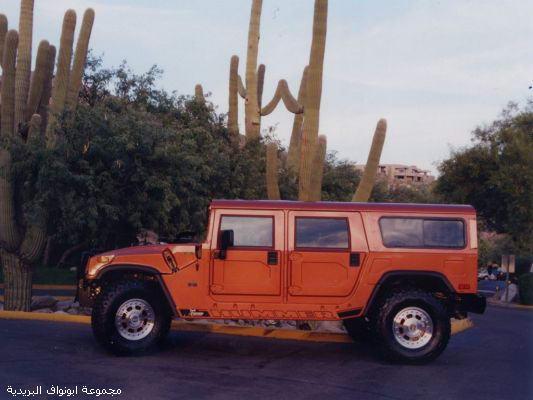 سيارة همر Hummer8