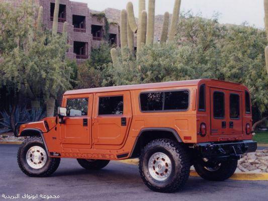 سيارة همر Hummer9