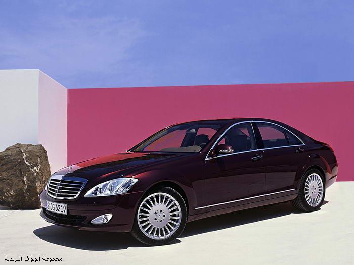 تقرير شامل عن اسطوره مرسيدس الفئةS الجزء1 Mercedes10