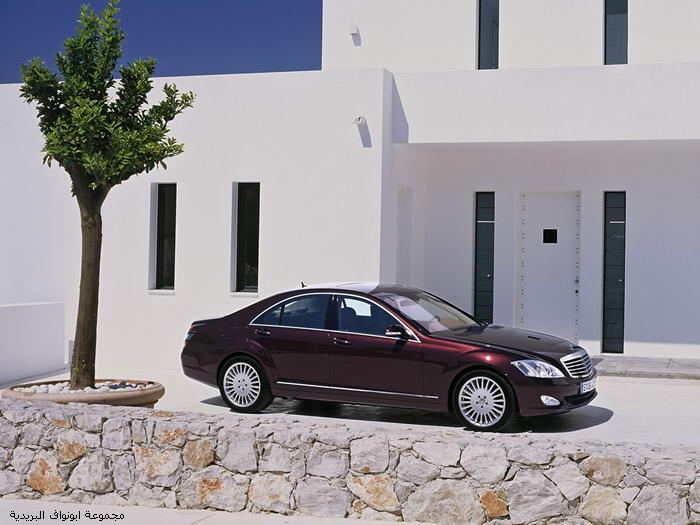 تقرير شامل عن اسطوره مرسيدس الفئةS الجزء1 Mercedes12