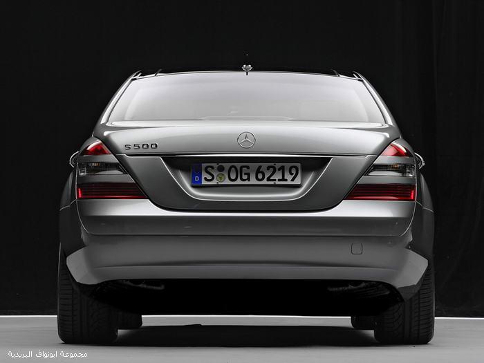 تقرير شامل عن اسطوره مرسيدس الفئةS الجزء1 Mercedes13
