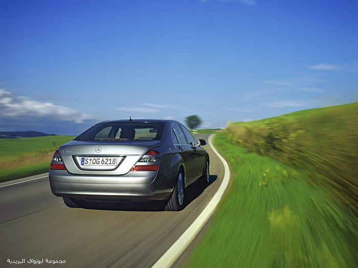تقرير شامل عن اسطوره مرسيدس الفئةS الجزء1 Mercedes14