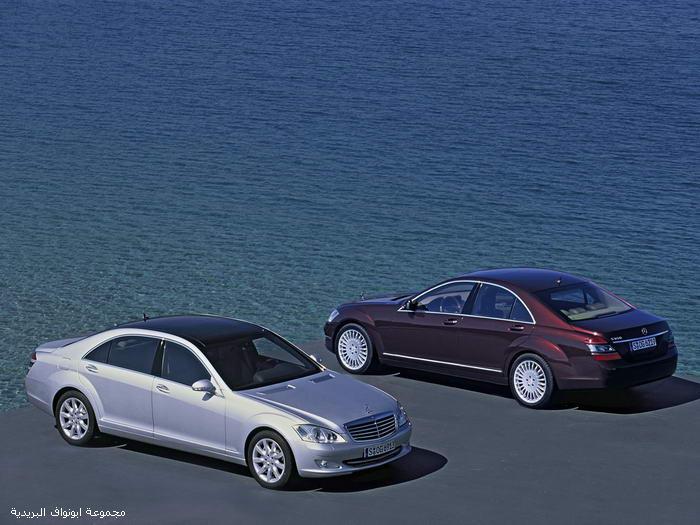 تقرير شامل عن اسطوره مرسيدس الفئةS الجزء1 Mercedes17