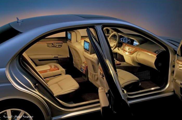 تقرير شامل عن اسطوره مرسيدس الفئةS الجزء1 Mercedes18