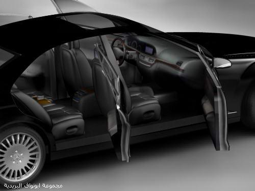 تقرير شامل عن اسطوره مرسيدس الفئةS الجزء1 Mercedes19