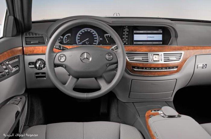 تقرير شامل عن اسطوره مرسيدس الفئةS الجزء1 Mercedes21