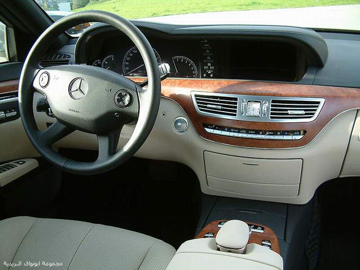 تقرير شامل عن اسطوره مرسيدس الفئةS الجزء1 Mercedes22