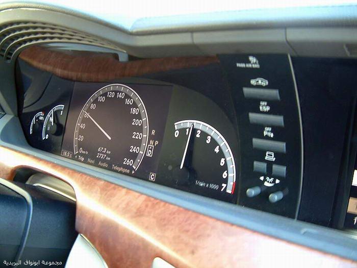تقرير شامل عن اسطوره مرسيدس الفئةS الجزء1 Mercedes23