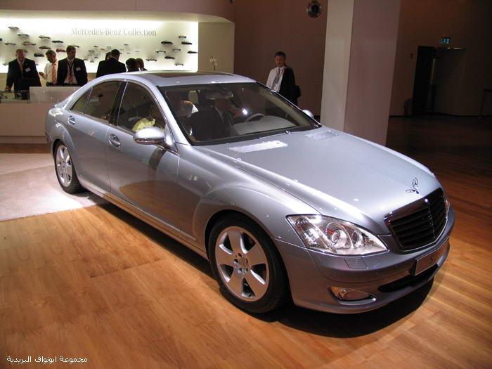 تقرير شامل عن اسطوره مرسيدس الفئةS الجزء1 Mercedes31