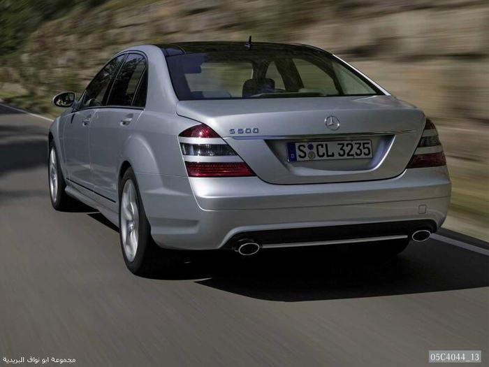 تقرير شامل عن اسطوره مرسيدس الفئةS الجزء1 Mercedes34