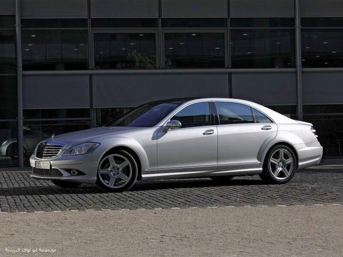 تقرير شامل عن اسطوره مرسيدس الفئةS الجزء1 Mercedes36