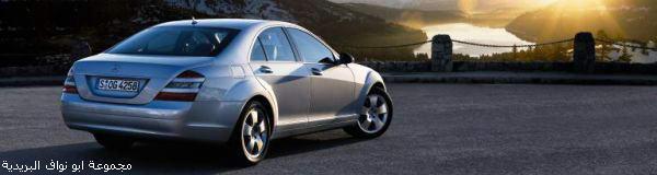تقرير شامل عن اسطوره مرسيدس الفئةS الجزء1 Mercedes6
