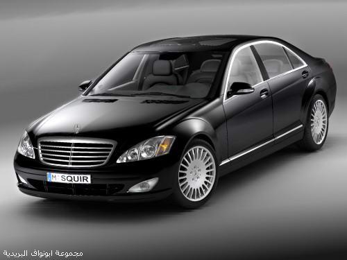 تقرير شامل عن اسطوره مرسيدس الفئةS الجزء1 Mercedes7