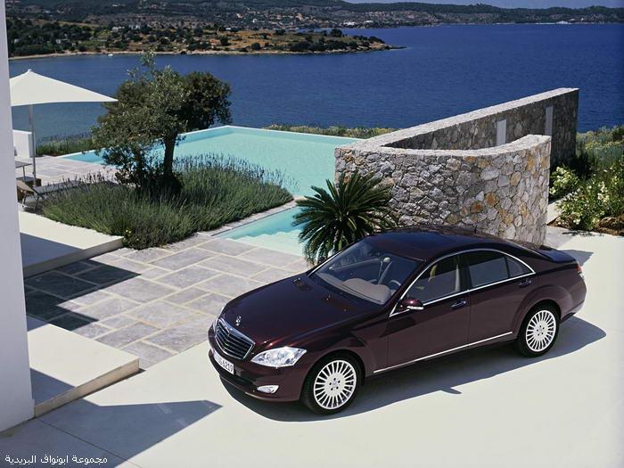 تقرير شامل عن اسطوره مرسيدس الفئةS الجزء1 Mercedes8