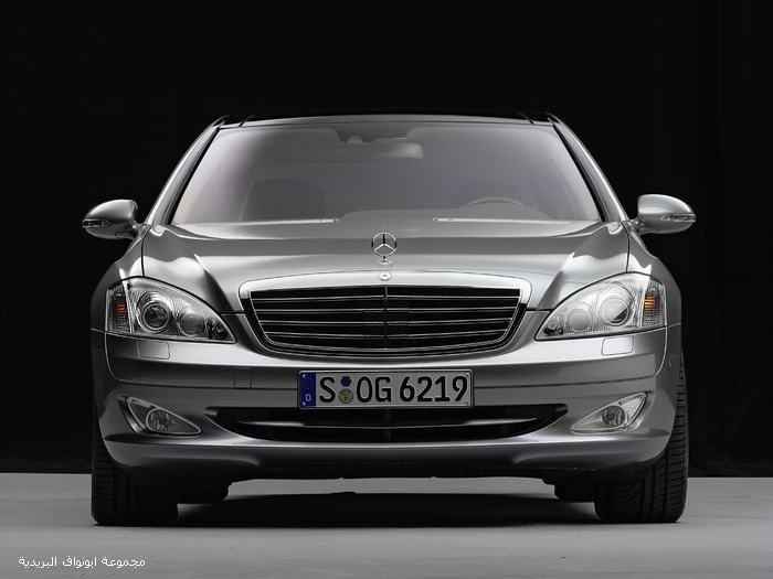 تقرير شامل عن اسطوره مرسيدس الفئةS الجزء1 Mercedes9
